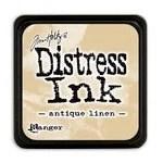 Ranger Ink - Tim Holtz - Distress Ink Pads - Mini - Antique Linen