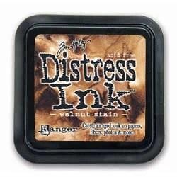 Tim Holtz Distress Ink Pads - Walnut Stain