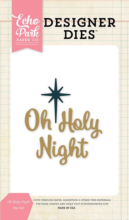 Echo Park Oh Holy Night Designer Dies