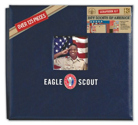 K And Company Boy Scouts Of America 12 X 12 Scrapbook