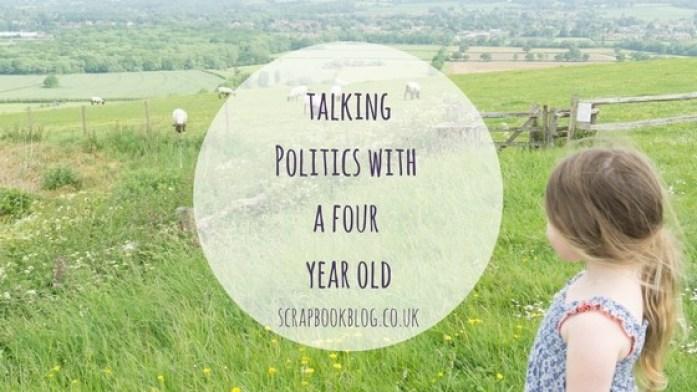 Talking politics with kids