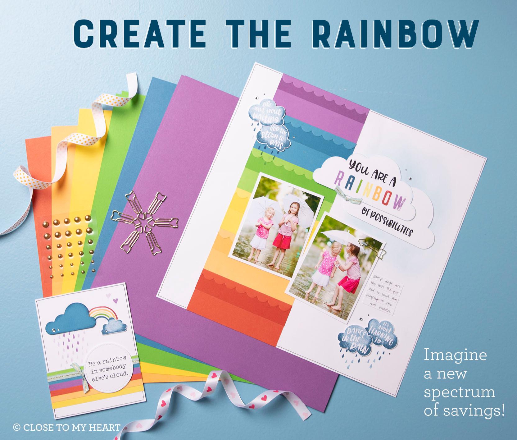 Create the Rainbow