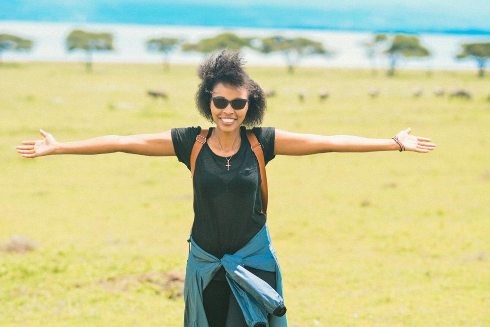 Traveling Solo In Kenya