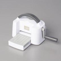 Mini-machine de découpe et de gauffrage