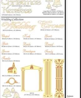 Christmas & Wedding Collection