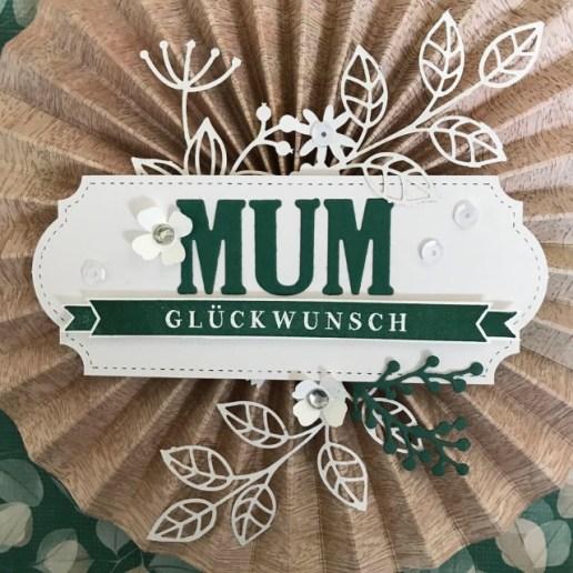 Glückwunsch Mum-2
