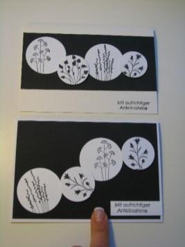 Trauerkarten (8)