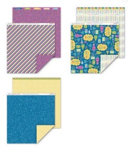 Confetti Wishes Paper Pack