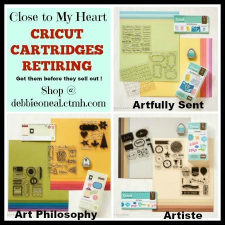 Cricut CTMH Cartridges Retiring and Album Sale - Scrap Me