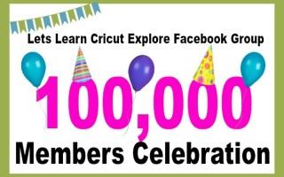 100k Member Giveaway Winners