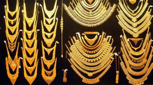 India's Gold Jewellery Exports Surged 75% in November