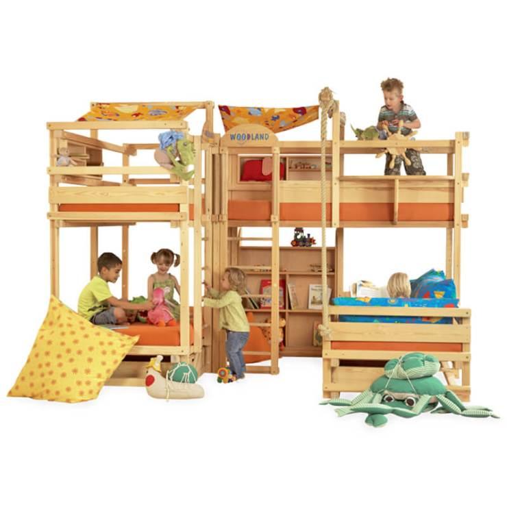 camas para jugar