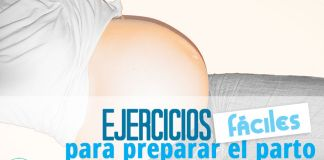ejercicios para preparar el parto