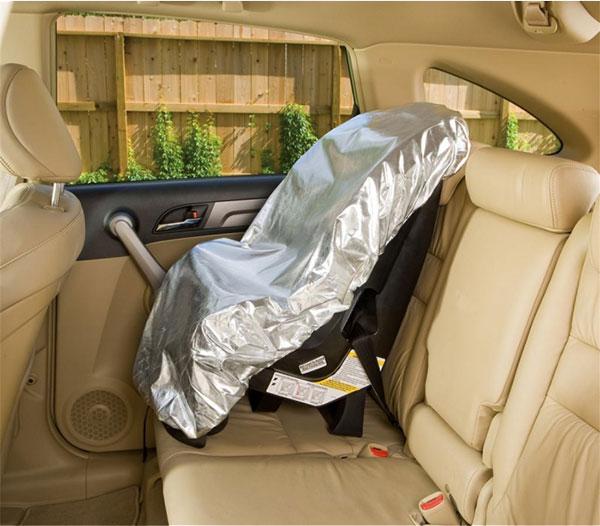 parasol para silla de coche