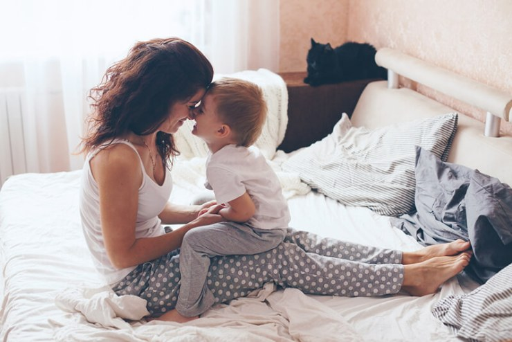 5 cosas por las que una madre no debe sentirse culpable