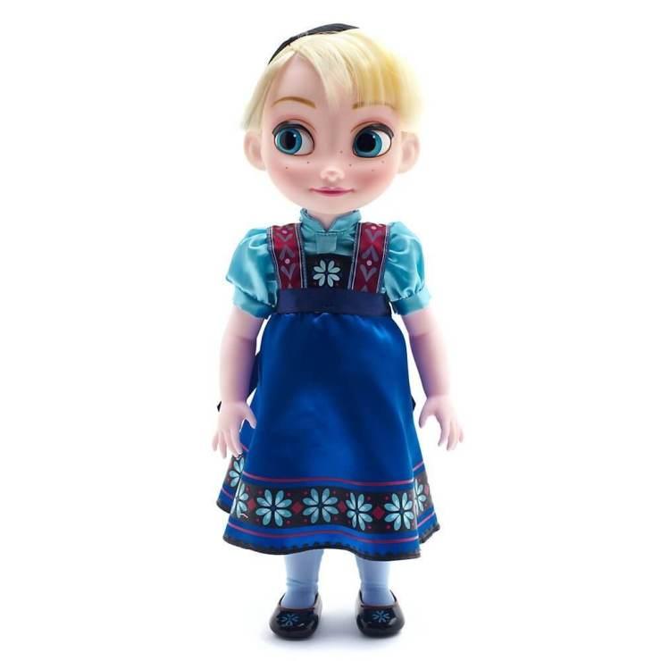Elsa muñeca