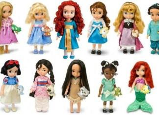 princesas disney muñecas