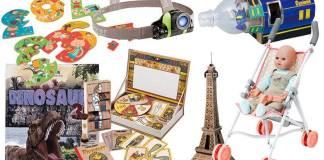 Regalos para 3 niños sin Gastar más de 100 Euros
