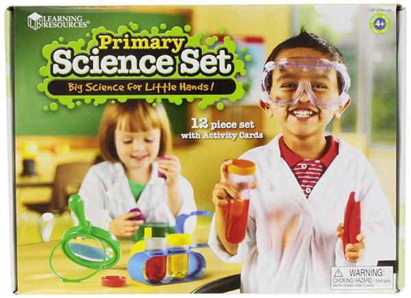 juegos de química para niños pequeños