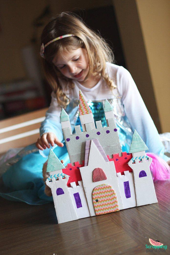 hacer-castillo-caja-carton