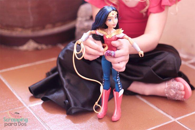 DC Súper Hero Girls Wonder Woman