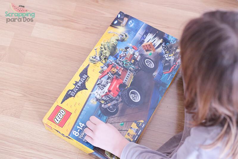 Lego de la película de Batman