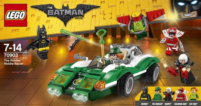 Lego Batman Movie nuevos sets