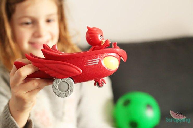 juguetes Vehículos PJ Masks