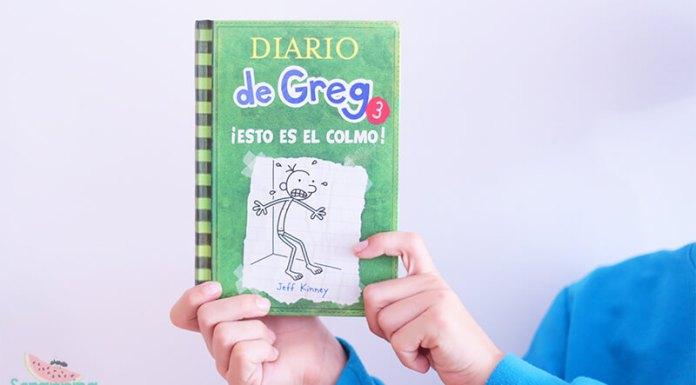 El Diario de Greg 3