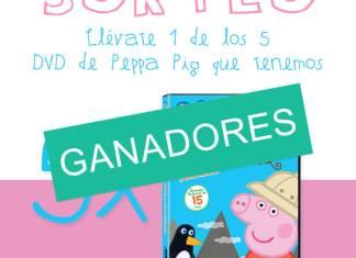 ganadora peppa pig