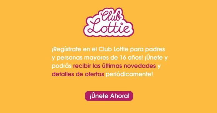 Club de la muñeca Lottie