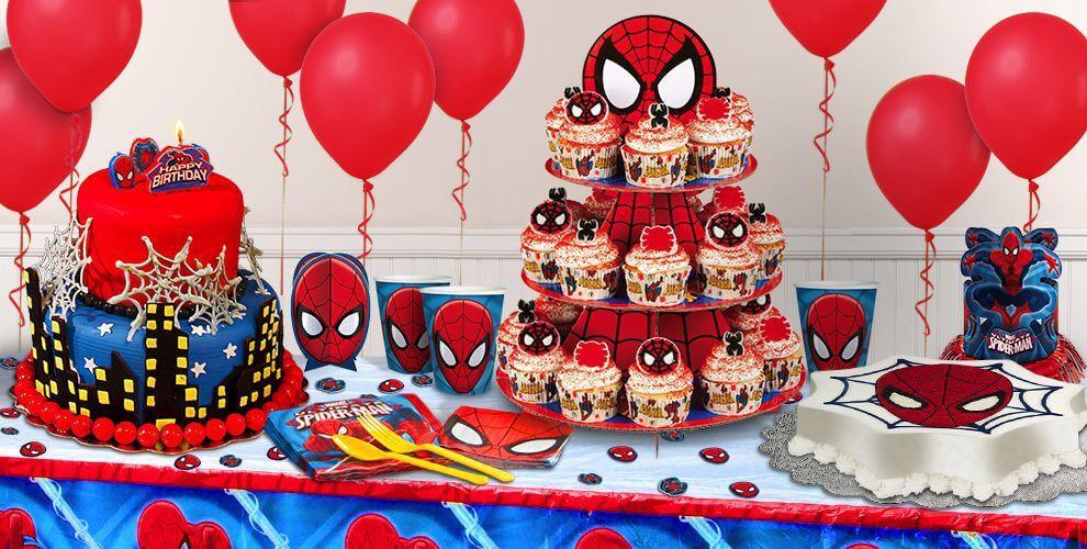 Fiesta De Cumpleanos De Spiderman Paso A Paso