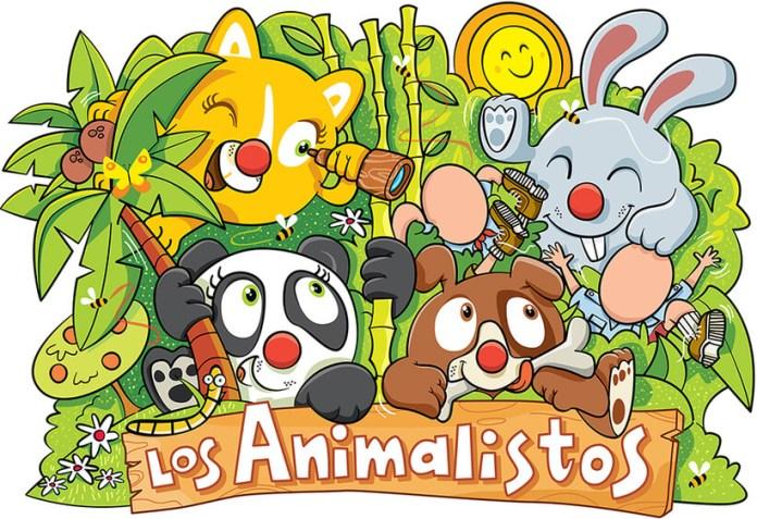 animalistos juego educativo