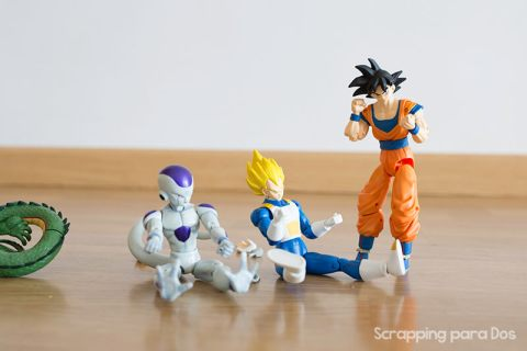 juguetes de Dragon Ball