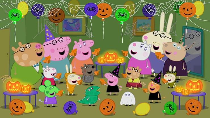 DVD de Peppa Pig: La Fiesta de las Calabazas y Otras Historias