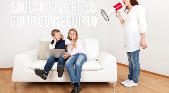 educar sin gritos
