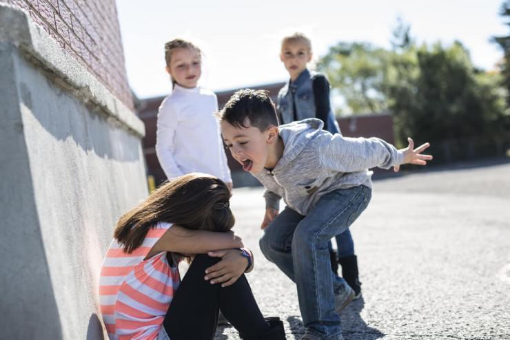 Mi Hijo Sufre Bullying en el Colegio