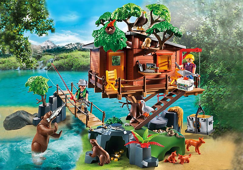 juguetes playmobil aventura