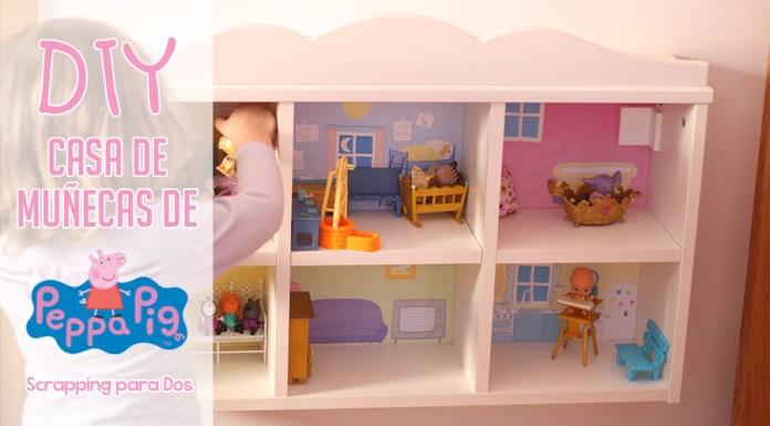 Hacer una Casa de Muñecas de Peppa Pig