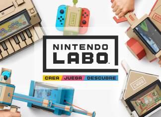 Nintendo Labo para Jugar con Nintendo Swicht