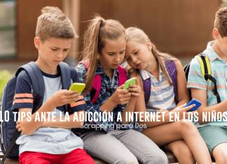 la Adicción a Internet en los Niños