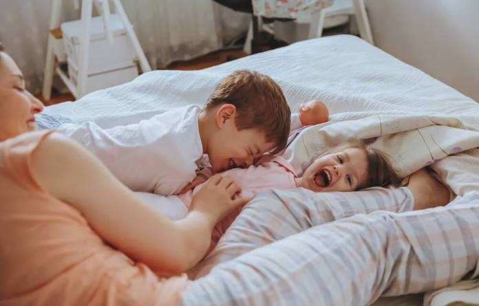 Tener una maternidad feliz