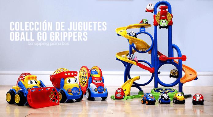 Colección de Juguetes Oball Go Grippers