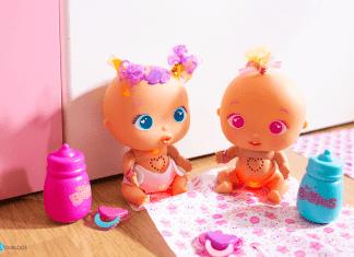 The Bellies muñecas interactivas de famosa
