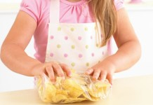 Cenas para niños: Pollo crujiente en tiras