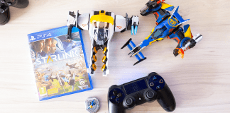 Starlink: Battle for Atlas para PS4