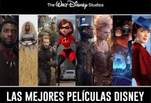 Las mejores películas Disney de 2018