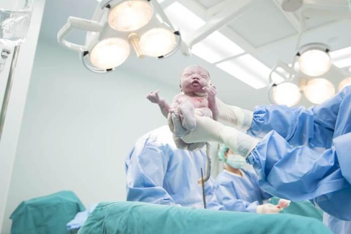 que esperar durante el parto