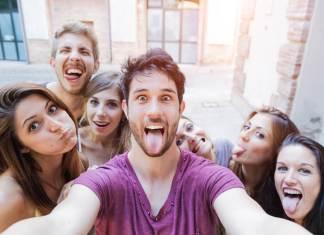 hacer un selfie sin riesgos