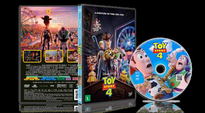 toy story 4 en dvd